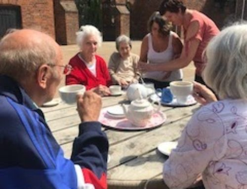 Days Out – Forty Hall   18th July 2017